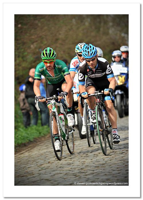 Ronde van Vlaanderen 2011, Oude Kwaremont